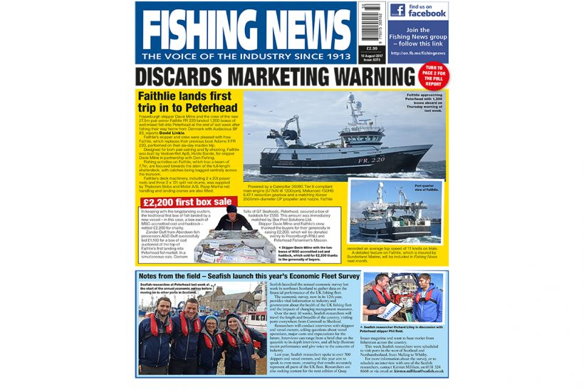 New issue: Fishing News 10.08.17