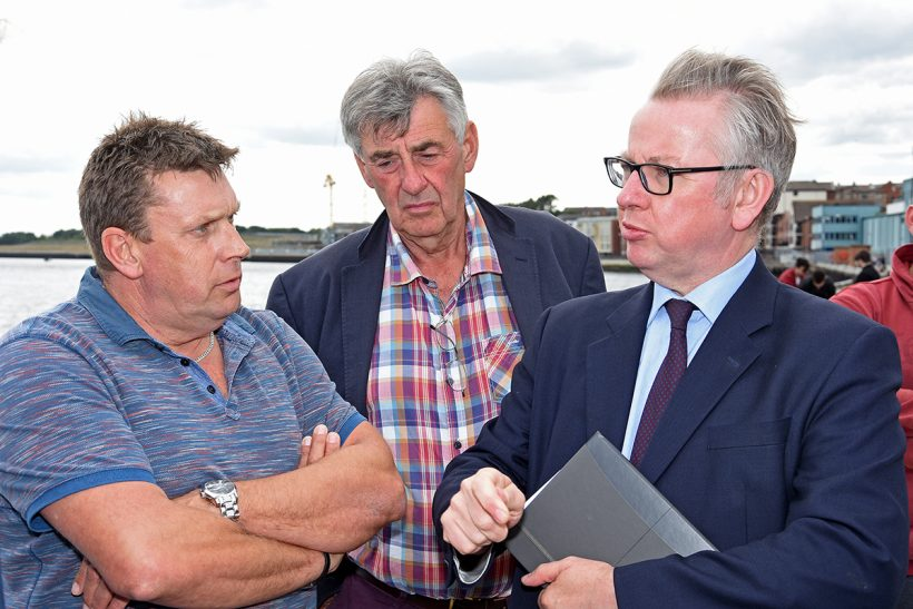 Fisheries Bill: 'watershed moment' for industry