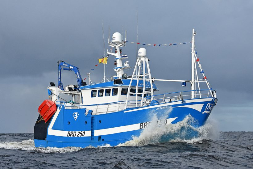 New Asteria for Isle of Skye owners