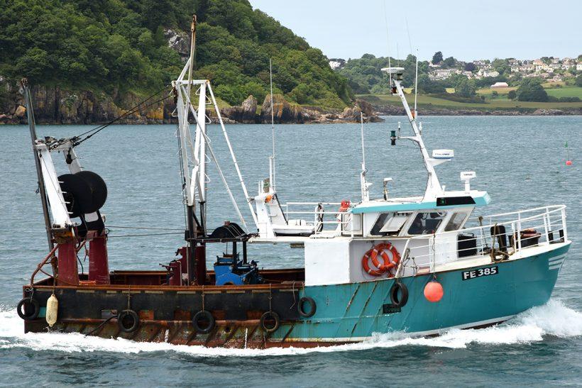 Boat of the Week: Charles Edward FE 385
