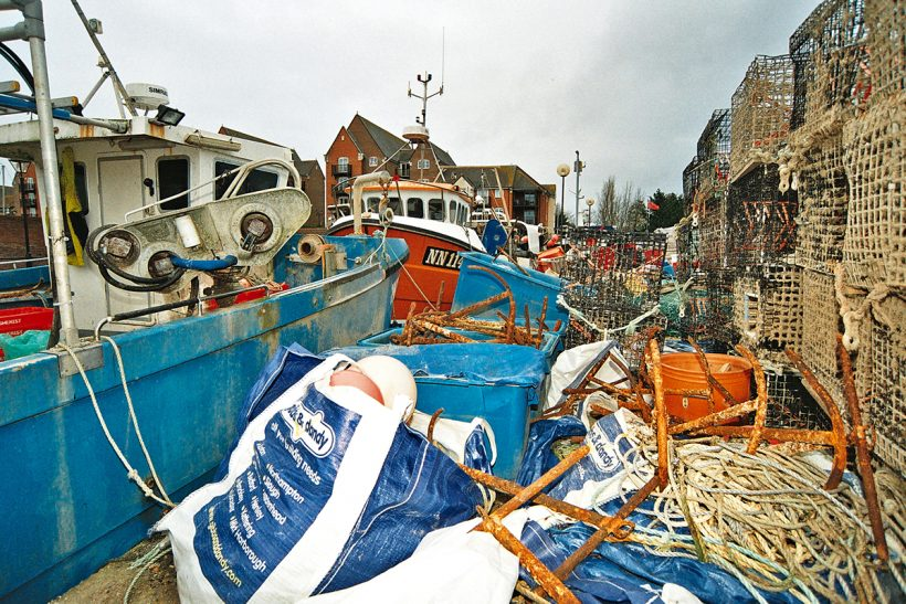 Eastbourne fishermen secure EU funding for new berthing and landing complex