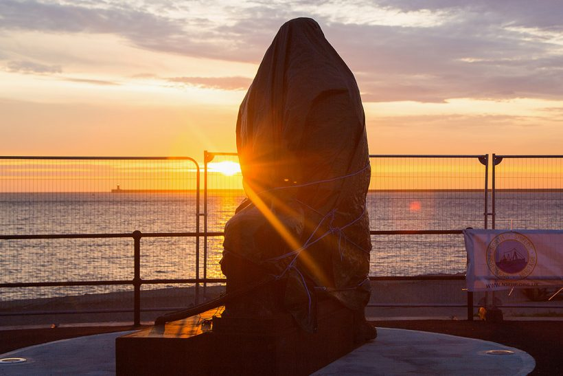 A monumental effort to get a memorial to lost fishermen in North Shields