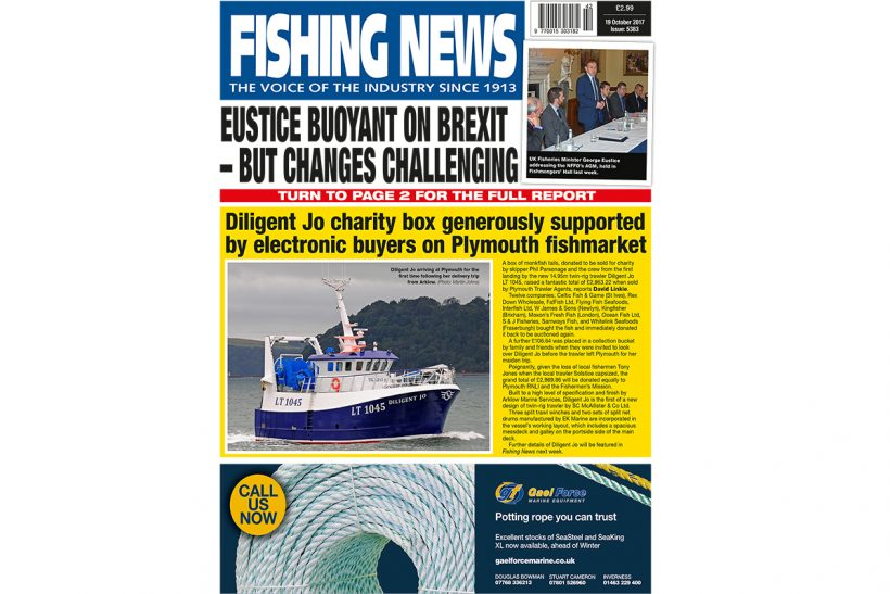New issue: Fishing News 19.10.17