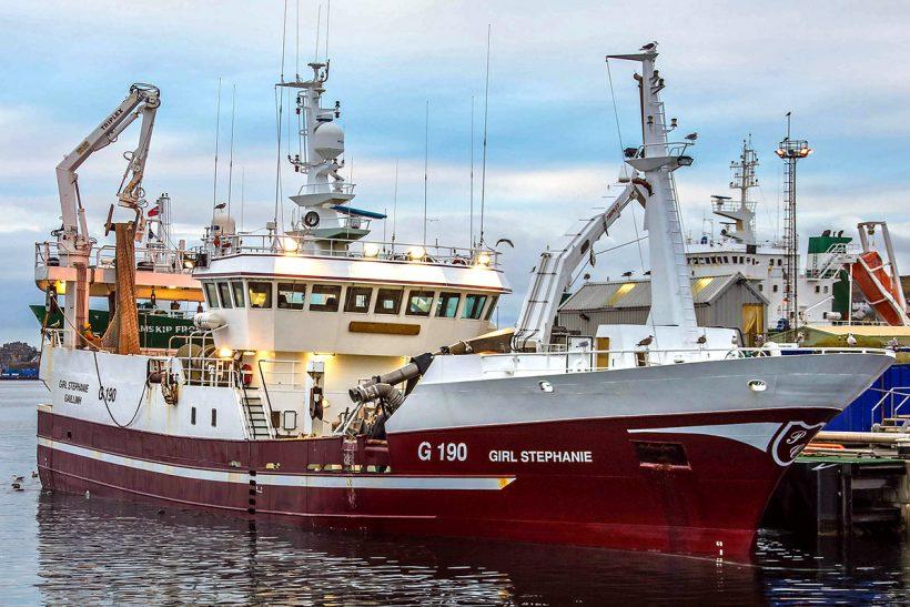 Winter mackerel fishery gets underway