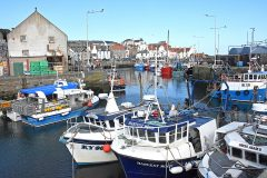 Pittenweem photographed