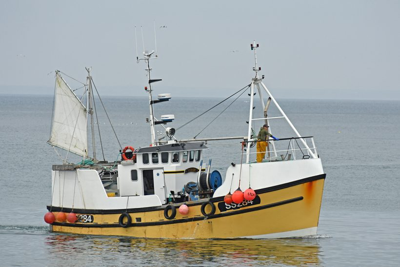Boat of the Week: Ygrainne SS 284