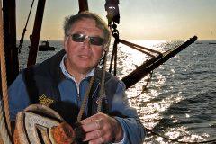 Southend fisherman Paul Gilson
