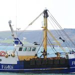 Golden Promise is currently using six-aside scallop dredges manufactured by John Reid & Son Ltd of Brixham. (Photo: Martin Johns)