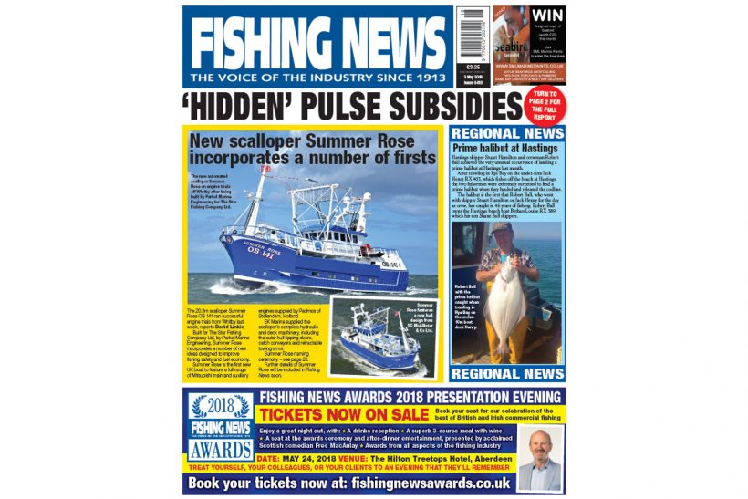 New Issue: Fishing News 03.05.2018