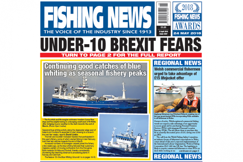 New Issue: Fishing News 12.04.2018