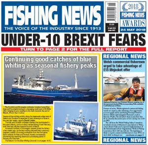 Fishing News 12.04.18