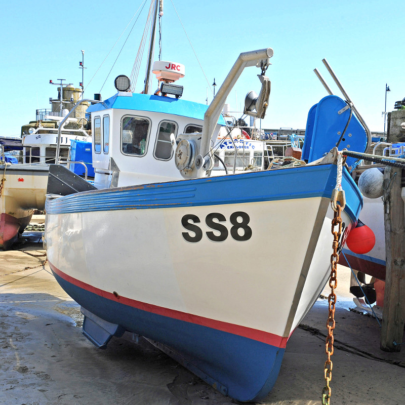 Inshore Corner with Phil Lockley: From shrimp trawler to potter