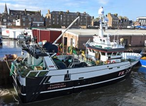 Faithlie is one of 10 new vessels built in the past two years now landing regularly at Peterhead.