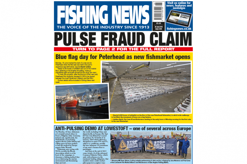 New Issue: Fishing News 28.06.18