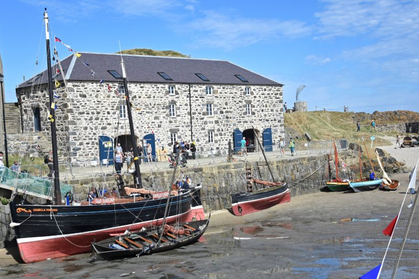 Ahoy Portsoy – 25th Scottish Traditional Boat Festival