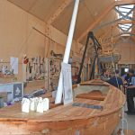 … were among several popular attractions in the boatshed.