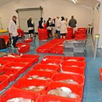 Better facilities from the £1.3m investment in the new fishmarket at Newlyn.