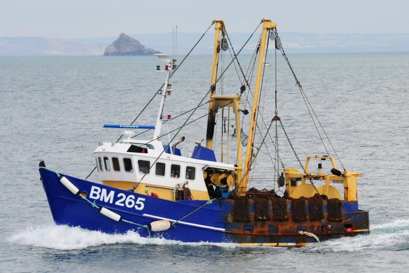 Full acquittal for Devon scallop fishermen – Prosecution case based solely on VMS data rejected by jury