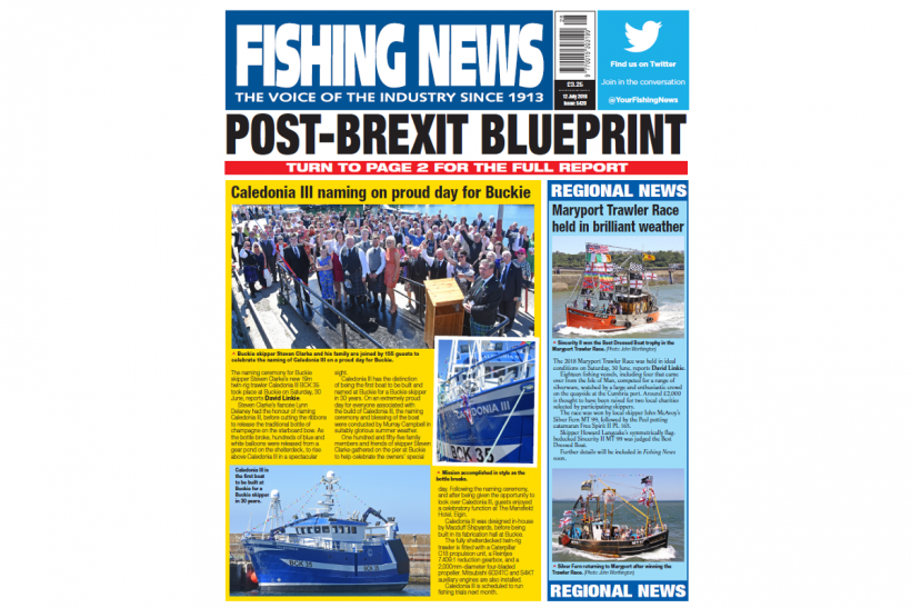 New Issue: Fishing News 12.07.2018