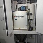 Portside Geneglace flake ice machine.