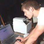 John George Buchan sending the e-log as Pathway gets underway…
