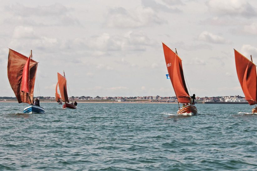 Bridlington Sailing Coble Festival hailed a huge success