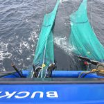 … for the first time, on fishing trials in the Moray Firth.