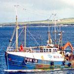 Seagull started off skipper Steven Clarke's career in the wheelhouse.