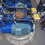 Rolls-Royce Tenfjord steering gear.