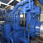 Scana Volda two-speed gearbox.