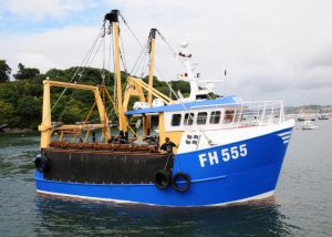 1. The 11.99m Debbie V is now scalloping off the south coast of Cornwall. (2)