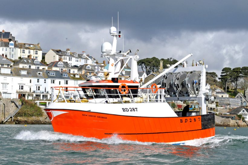 Boat of the Week: Our David George BD 287