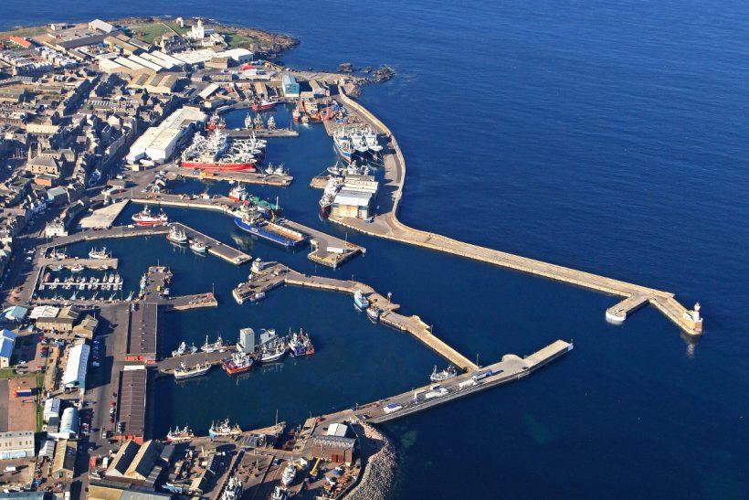 Fraserburgh harbour – a short history