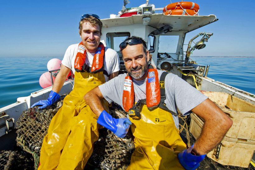 Peter Dadds – dedicated Mudeford fisherman
