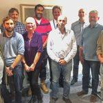 5. South Coast Fishermen's Council members.