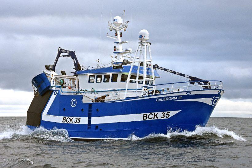 Boat of the Week: Caledonia III BCK 35