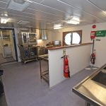 41 Cook Alex John Polson's well-equipped galley…