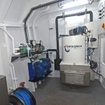 A 2.5t Geneglace flake ice machine was installed in a dedicated compartment on the main deck by Premier Refrigeration of Fraserburgh, which also fitted chilling to the deck and bulk heads in the fishroom.