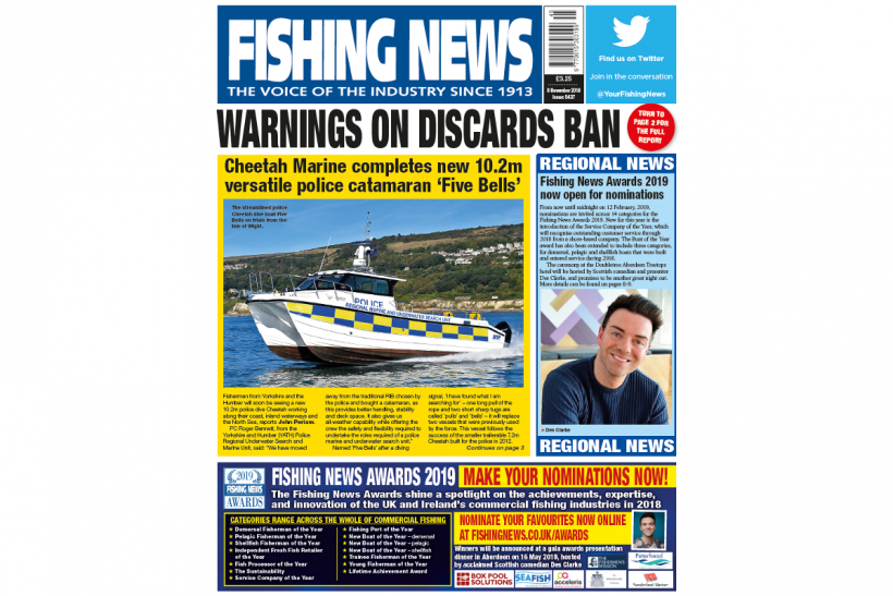New Issue: Fishing News 08.11.18