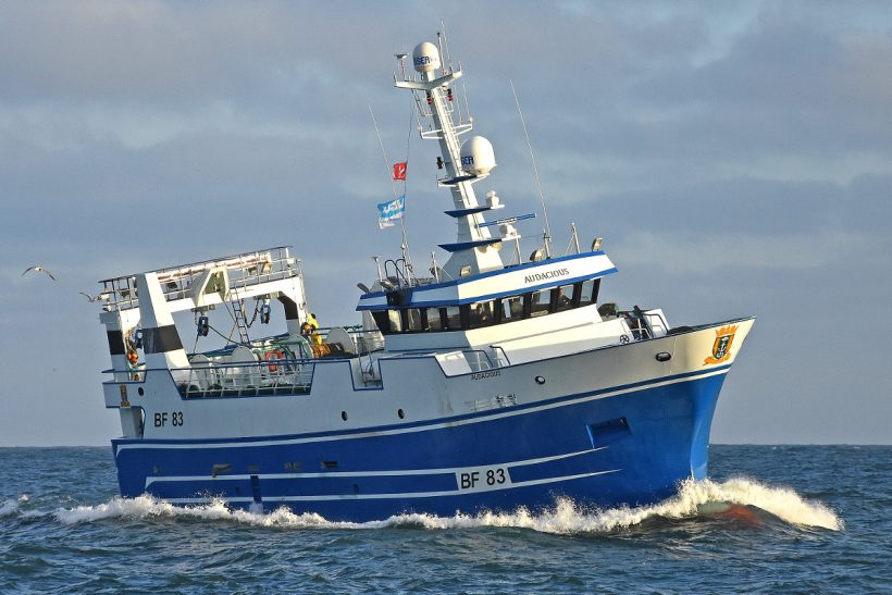 Audacious – Whitehills owners take delivery of advanced pair-seiner/trawler from Macduff Shipyards