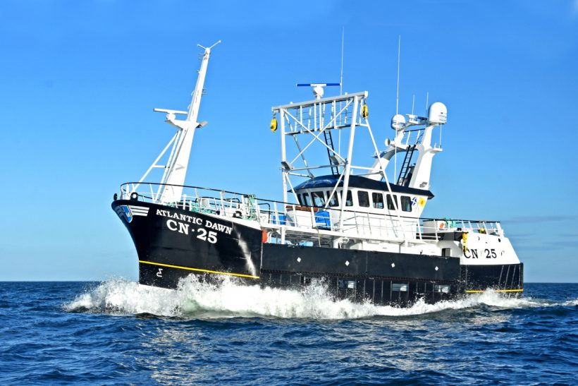 Boat of the Week: Atlantic Dawn CN 25
