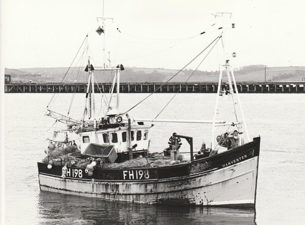 Harvester FH 198