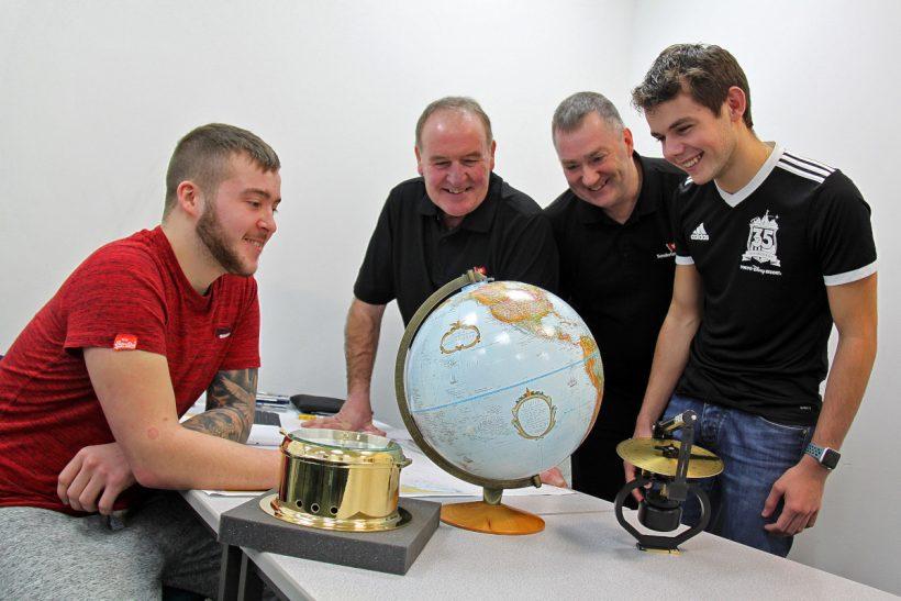 Maritime academy builds on partnership with Sunderland Marine
