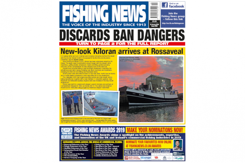 New Issue: Fishing News 10.01.19