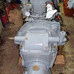 The pristine Gardner engine…