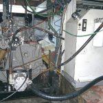 A new hydraulic tank…