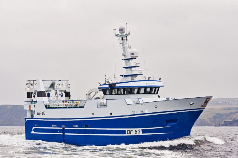 Boat of the Week: Audacious BF 83