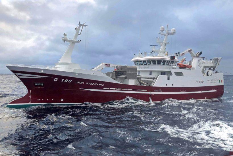 Boat of the Week: Girl Stephanie G 190
