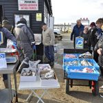 Queues of regular customers are a familiar sight when Mersea Island Fresh Catch…