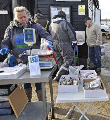 Mersea Island Fresh Catch - fresh and local